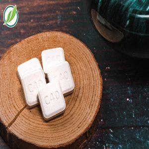 C40 Tablets - 6872 (CBD, GE 0.43g)