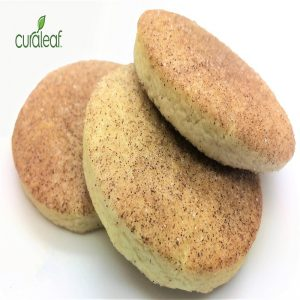 Cinnamon Sugar Cookies - 6347 (Hybrid, 30.10mg THC x 3)