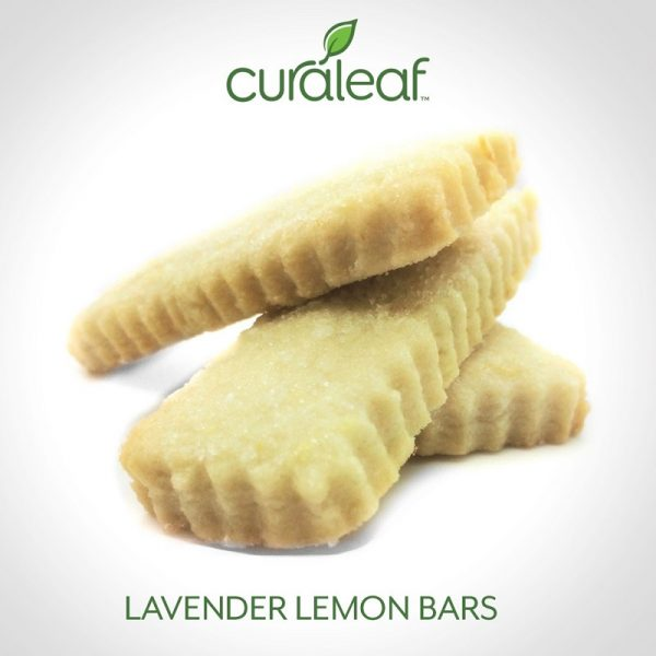 Lavender Lemon Bars 3pk - 6388 (CBD, 0.83GE)